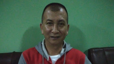 Soni (51 Tahun) Peserta UKT Taekwondo Surabaya Paling Senior