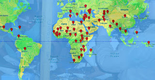 Doctors Without Borders is an international, independent, medical humanitarian organization working in over 70 countries.