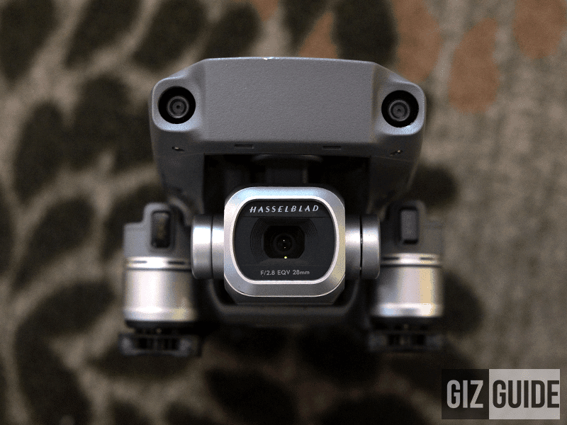 The 1-inch CMOS sensor from Hasselblad!