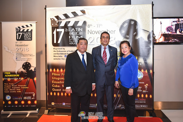 17th Latin American Film Festival 2018 in Malaysia GSC Pavilion KL