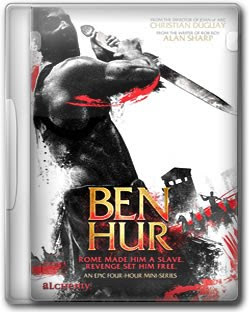 Ben Hur DVDRip XviD Dual Audio + Legenda