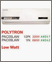 ac polytron pac05law series low watt