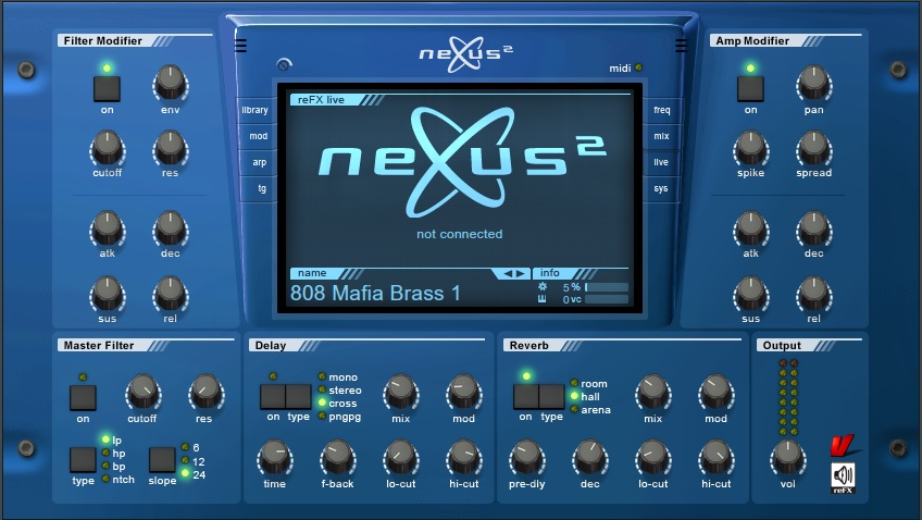 Nexus скачать для fl studio 12.