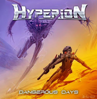 "Hyperion - ""Ultimatum"" (video) from the album ""Dangerous Days"""