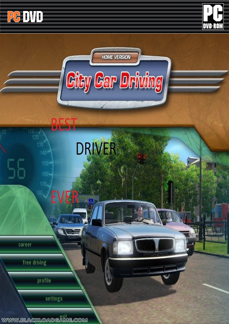 City Car Driving Home Edition V1 4 1 Reloaded Full Game