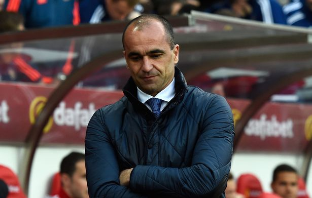 Roberto Martinez sacked by Everton