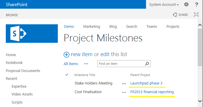 remove lookup hyperlink from sharepoint list view