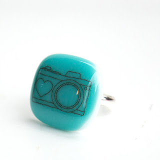 fused glass pendant, sassy glass studio, knoxville, one-of-a-kind fused glass art, ring, holiday ornament