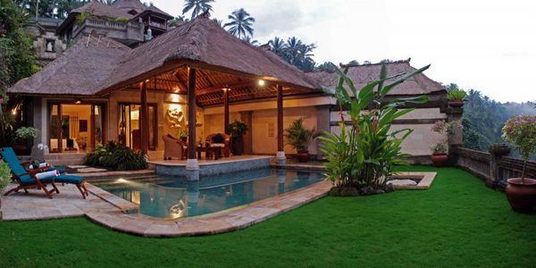 Luxury Viceroy Bali Resort