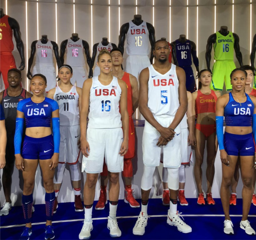 buy online 90740 3e37f To be fair, none was noticed to be unveiled for Angola, Senegal and  Tunisia. The 2016 FIBA Olympic Qualifying Tournament hem wearing Nikes so I  guess things ...