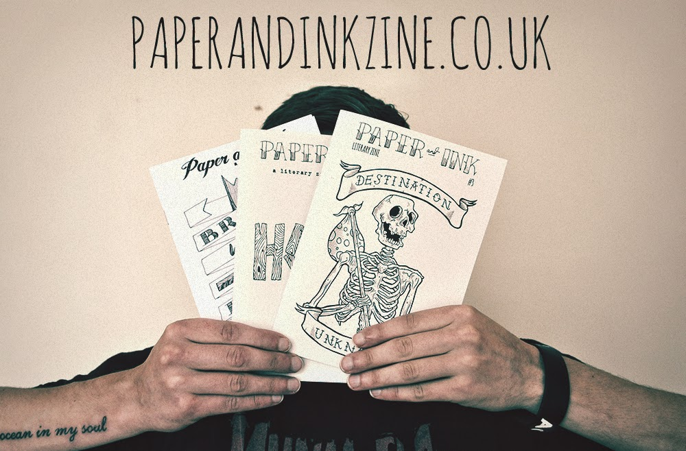 http://paperandinkzine.co.uk