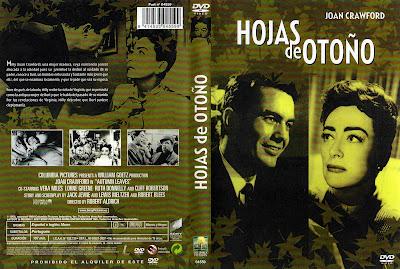 Carátula dvd: Hojas de otoño / Autumn Leaves / Película / Online