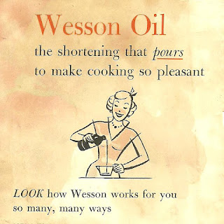 AllThingsVintage Wesson Oil Ad