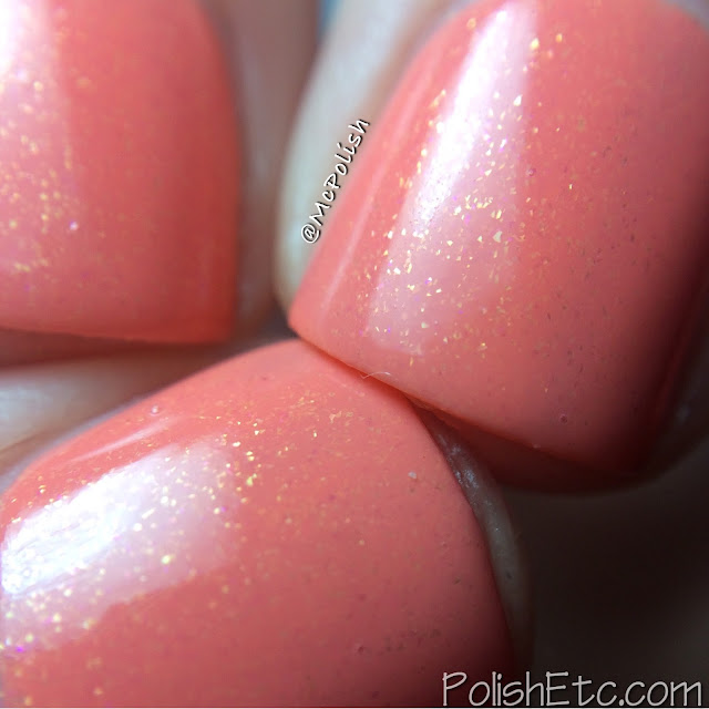 Takko Tuesday! - Pucker Up - McPolish