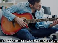 Tips Cepat Diterima Google Adsense