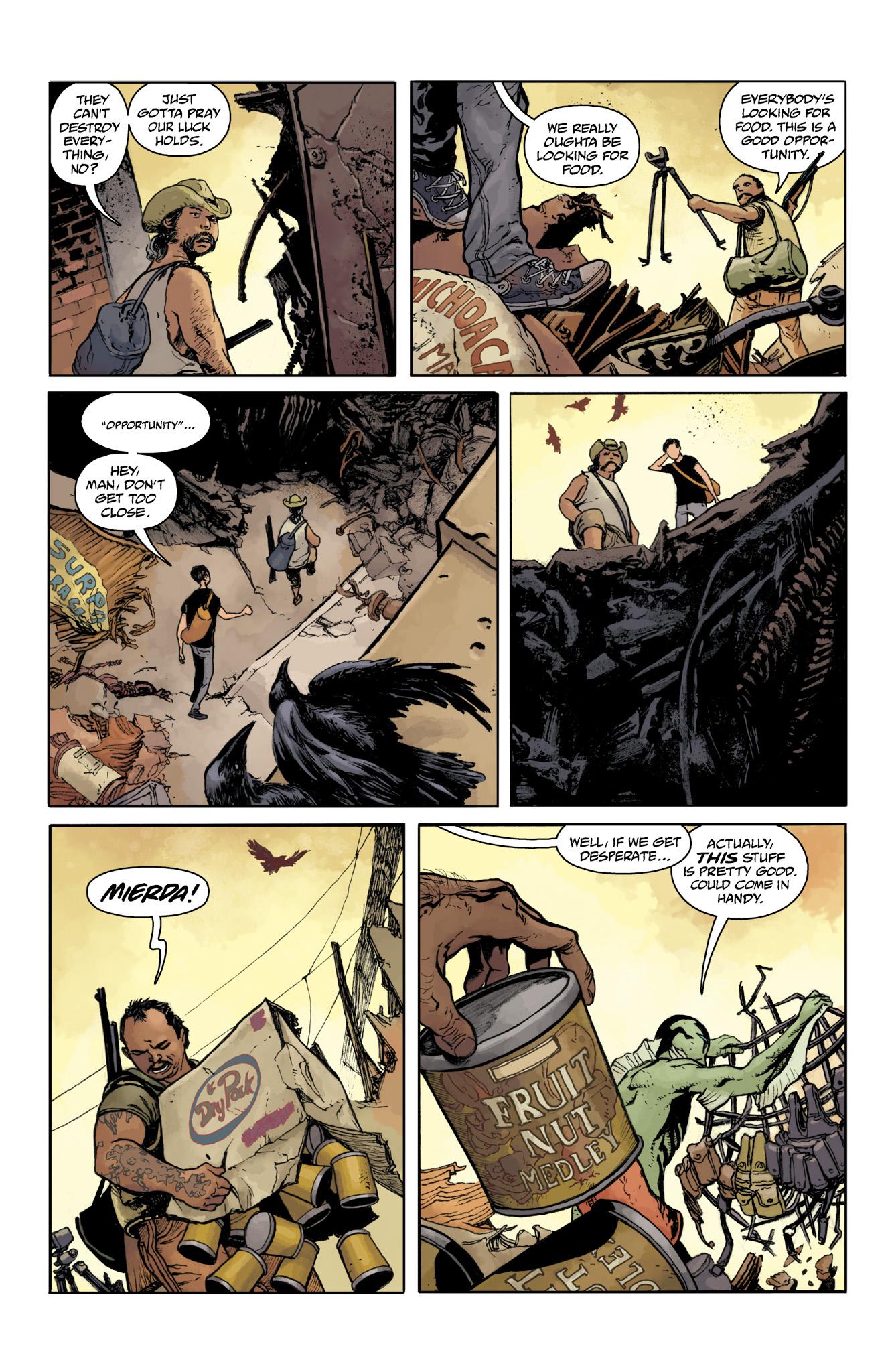 Read online Abe Sapien comic -  Issue #18 - 12
