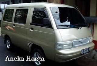 Harga mobil futura bekas (second) terbaru