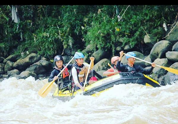 Arung Jeram Sungai Citanduy