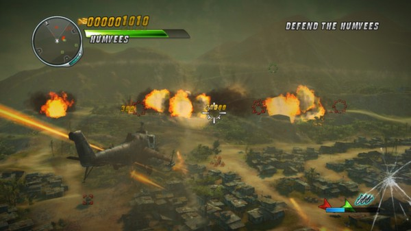 Thunder Wolves Download For PC