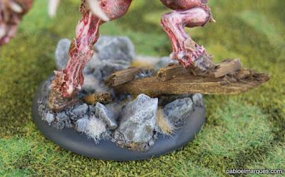 Abominotauro: Zombicide Black Plague