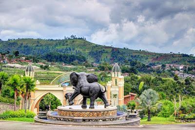 Taman Gajah Lembang