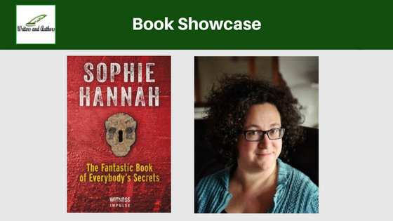 Book Showcase: The Fantastic Book of Everybody's Secrets by Sophie Hannah