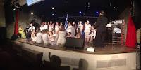 """Κατέπληξαν τα μικρά ταλέντα της παιδικής Χορωδίας """"Τελέσιλλα"""" στο αφιέρωμα για τον  Οδυσσέα Ελύτη"""