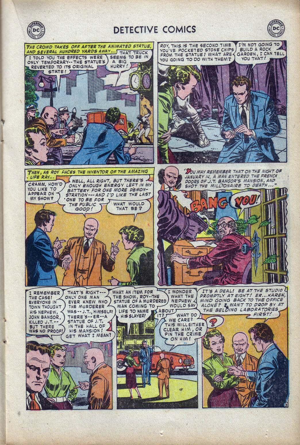 Read online Detective Comics (1937) comic -  Issue #190 - 19