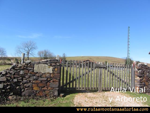 Ruta Linares, La Loral, Buey Muerto, Cuevallagar: Aula Vital y Arboreto