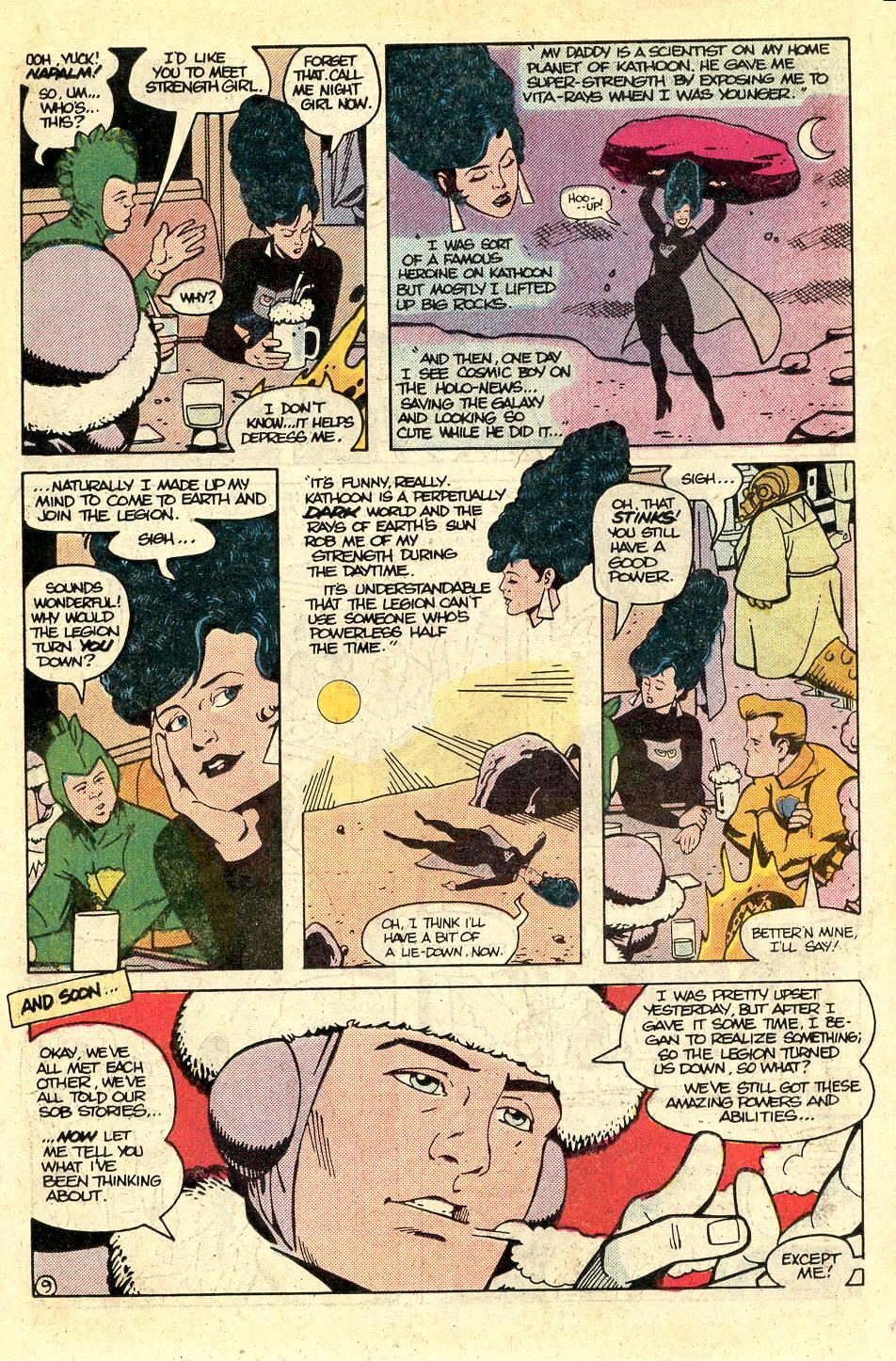 Read online Secret Origins (1986) comic -  Issue #37 - 11