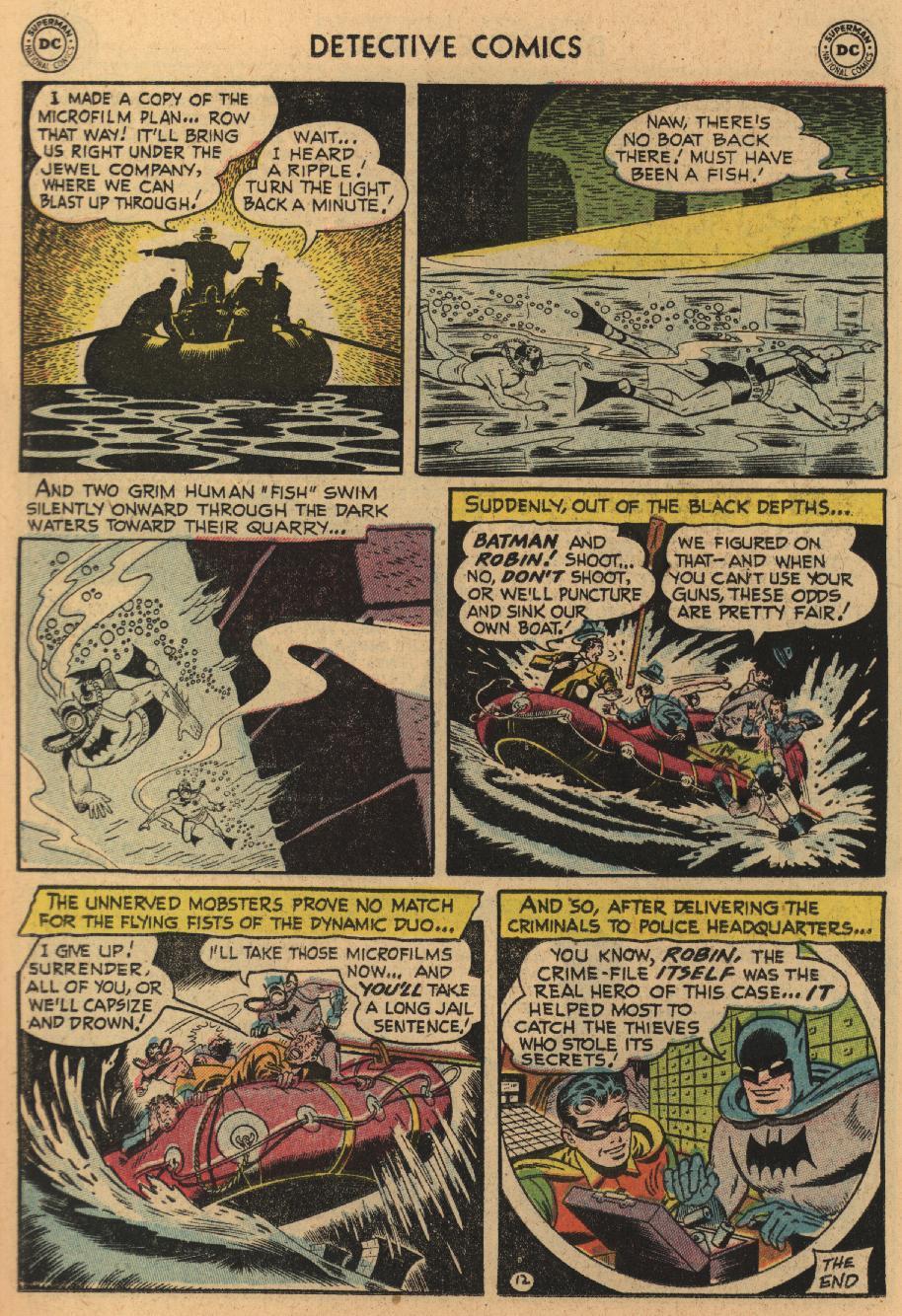 Read online Detective Comics (1937) comic -  Issue #229 - 14