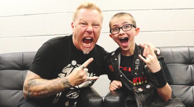 james hetfield metallica 2017