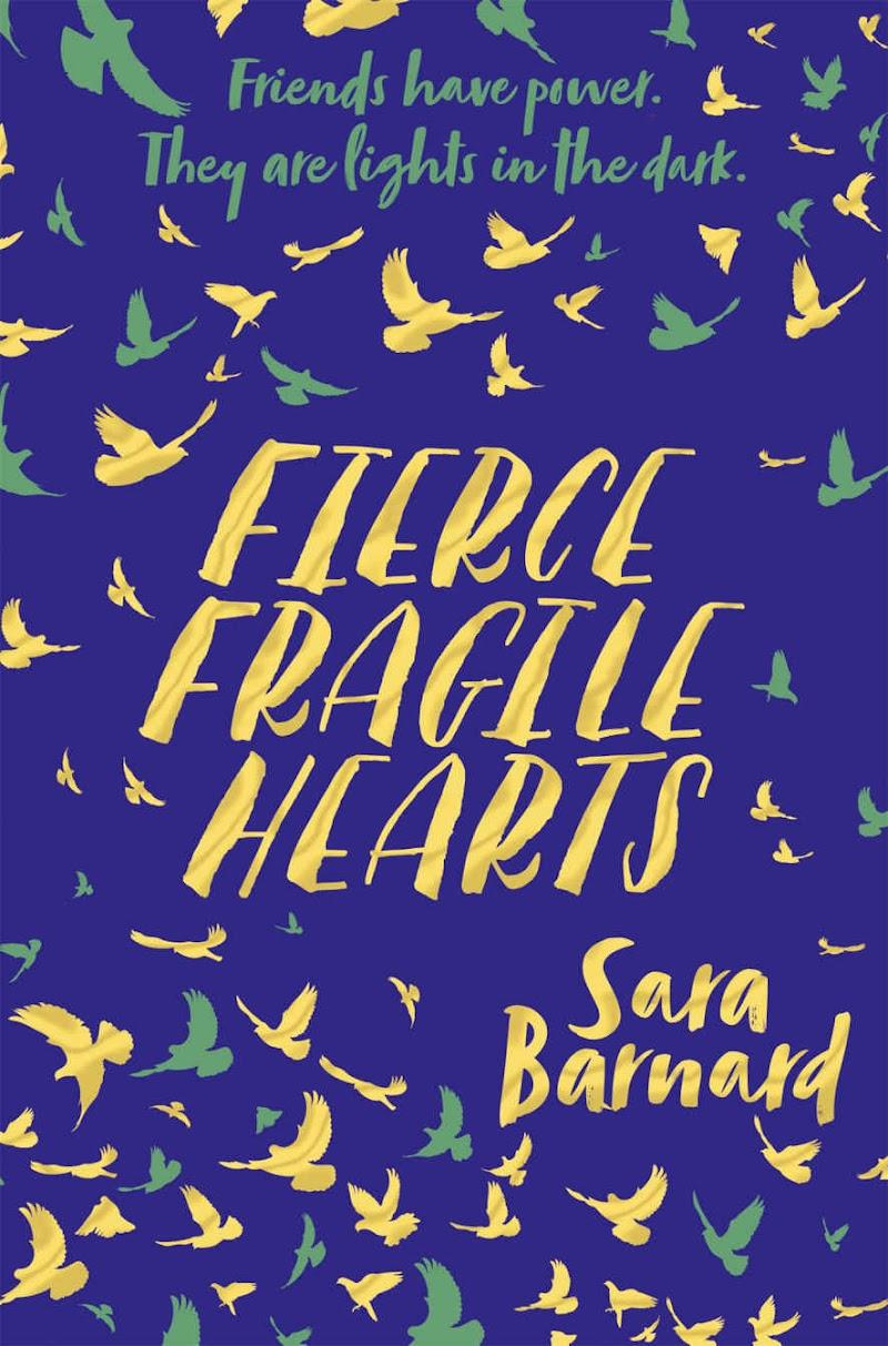 Hora de Ler: Fierce Fragile Hearts - Sara Barnard
