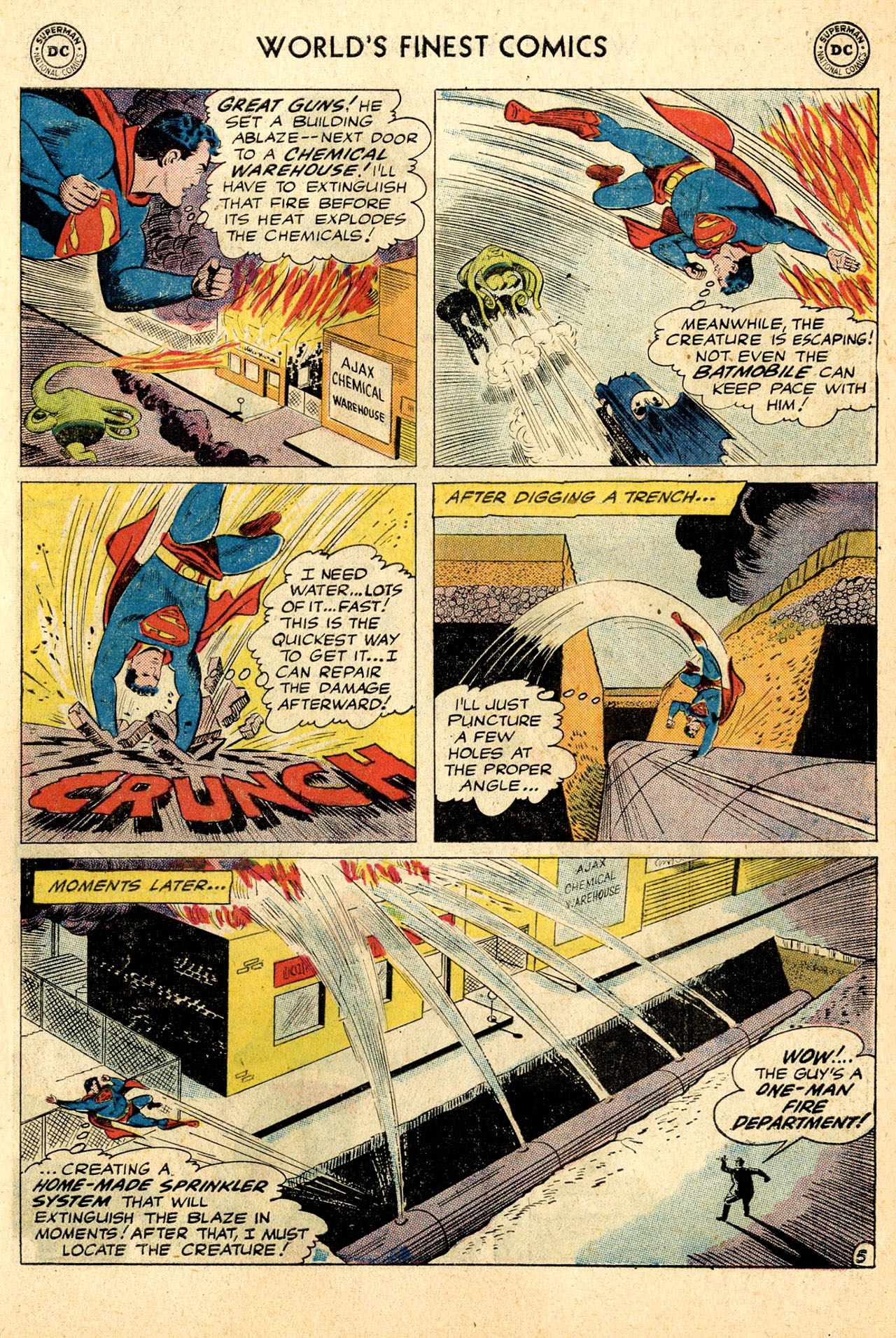 Read online World's Finest Comics comic -  Issue #110 - 7
