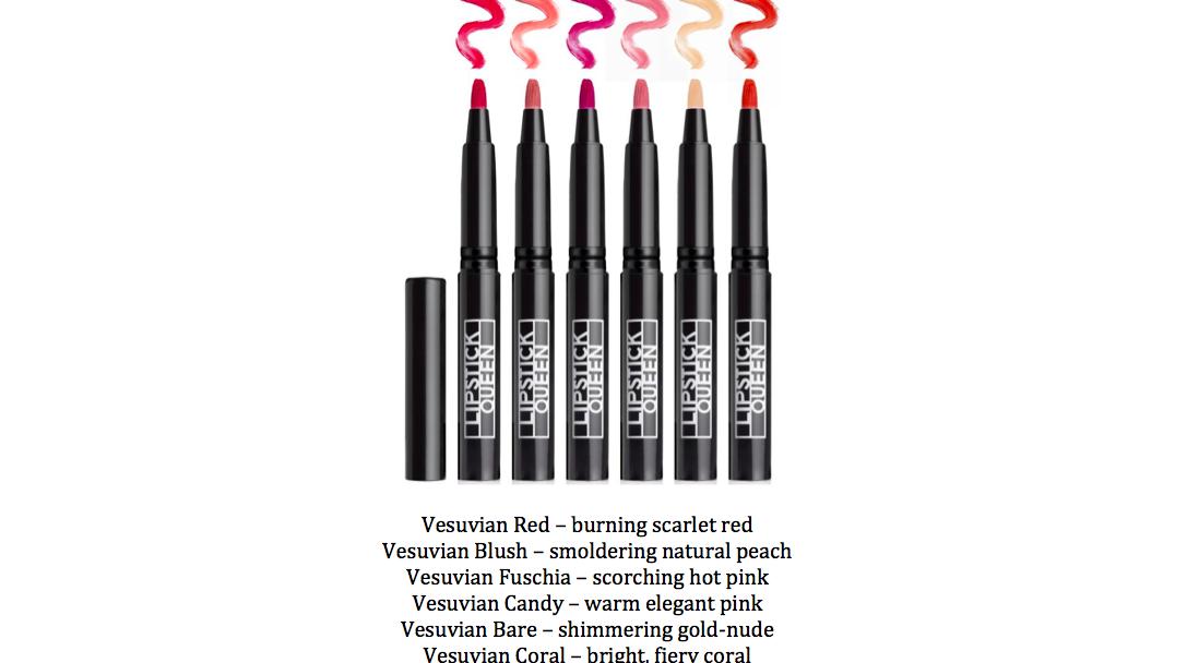 Vesuvius Liquid Lipstick by Lipstick Queen #22