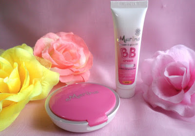 marina-smooth-&-Glow-UV-BB-Cream-dan-Two-Way-Cake