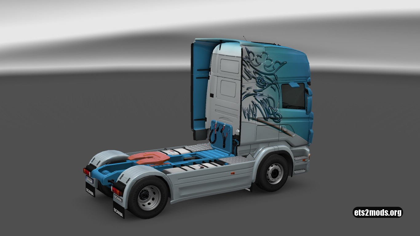 Griffin Konzack Skin for Scania RJL