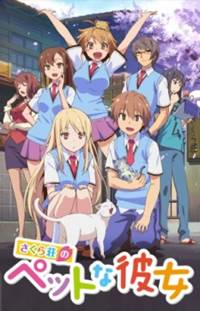 Sinopsis anime Sakurasou no Pet na Kanojo, review anime sakurasou no pet na kanojo indonesia
