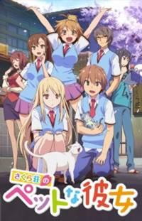 Sinopsis anime Sakurasou no Pet na Kanojo, review anime sakurasou no pet na kanojo indonesia