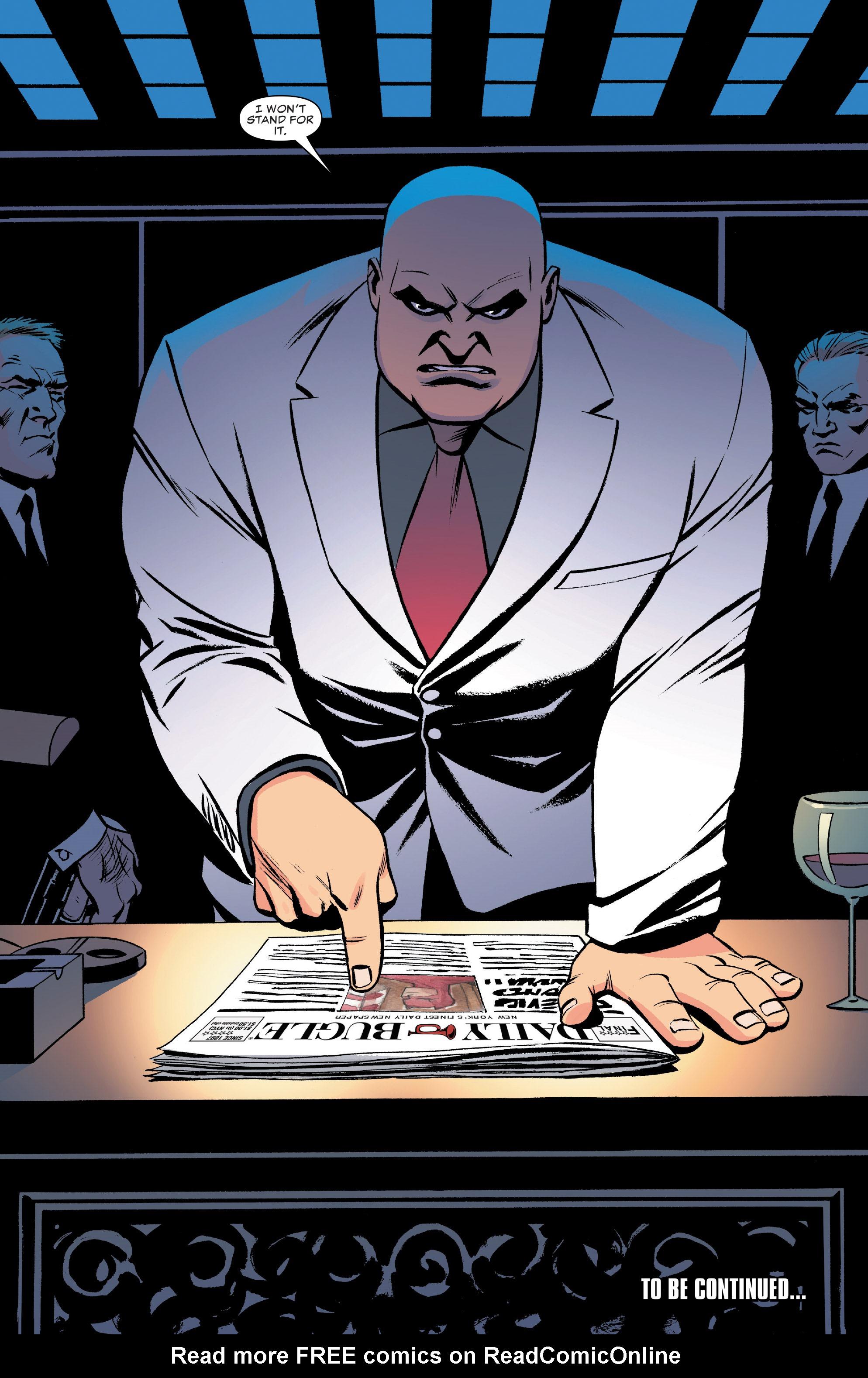 Read online Daredevil (2016) comic -  Issue #22 - 21