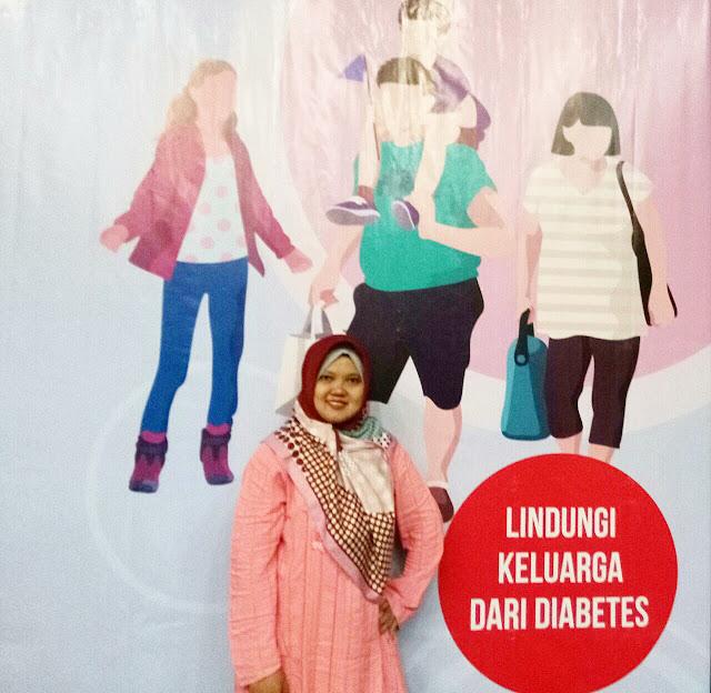 Cara cegah terkena diabetes pada anak cucu