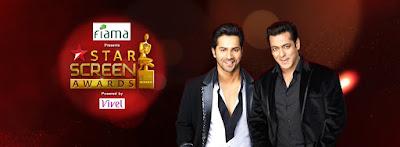 Star Screen Awards 2018 Main Event Hindi HDTV 480p 600Mb x264