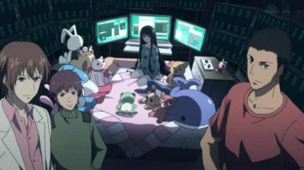 Anime Mystery Terbaik - Kamisama no Memochou