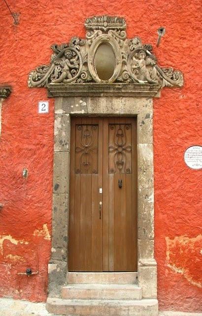 MAISON de BALLARD: When One Door Closes... Beautiful Doors ...
