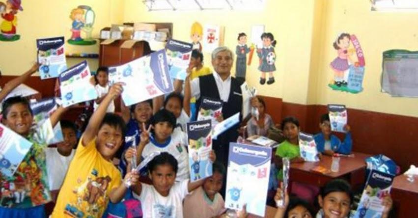 Los cuentos ayudan a los niños a manejar sus angustias y temores, sostiene especialista en educación inicial del MINEDU - www.minedu.gob.pe
