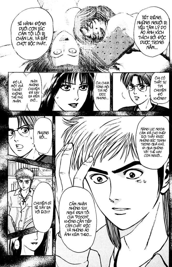 Psychometrer Eiji chapter 39 trang 14