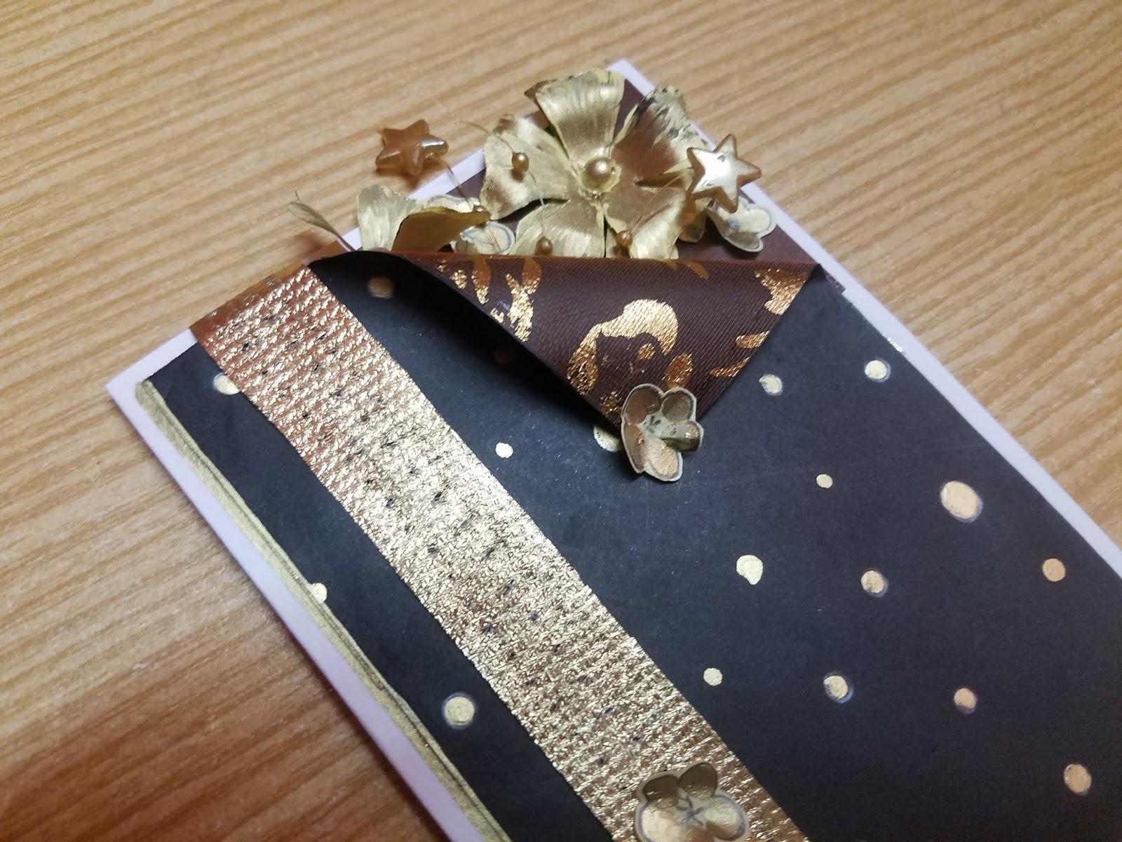 Gs Craft Beautiful Handmade 2019 New Year Card Diy