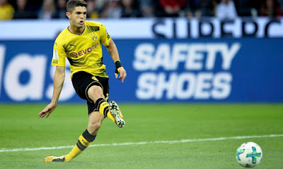 Christian Pulisic : Biography and latest transfer rumour