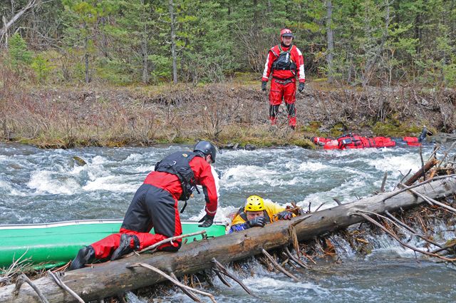 River Rescue Classes in Montana
