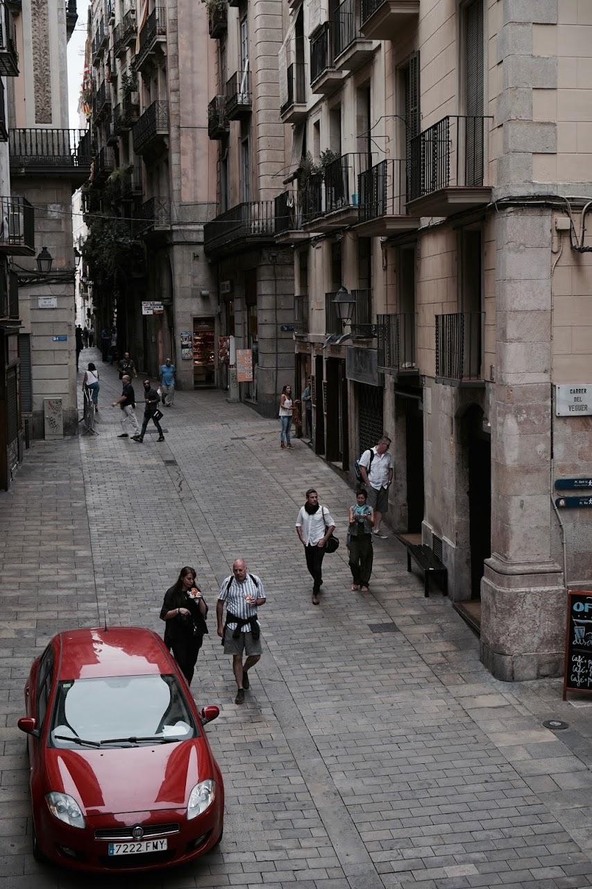 リブレテリア通り(Carrer de la Llibreteria)